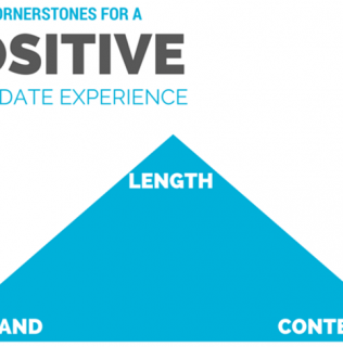 Three Cornerstones for a Positive Candidate Experience