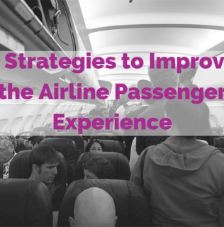 Cost-effective ways to improve the Airline Passenger Experience – Part I
