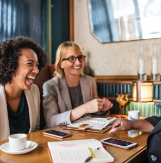 To Build a Committed Workforce, Start with Thriving Relationships